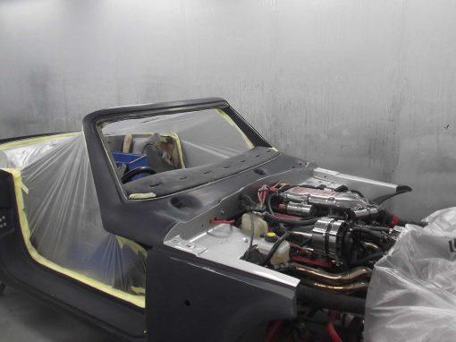 TVR S2 Repaint